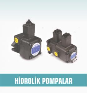hidrolik pompalar